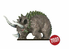 D&D Miniatures Trihorn Behemoth #53 Lords Of Madness
