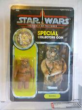 Romba Vintage Star Wars Figure MOC Last 17 Graded AFA 75 High Subgrades  Kenner