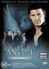 Angel Series : Complete Season 4 (6 Disc Set) : NEW DVD