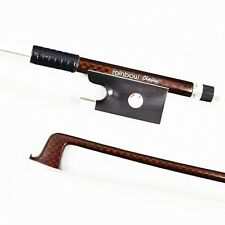 ***Specia SALE! - $30% OFF!*** Carbon Fiber Violin Bow Pernambuco Performance