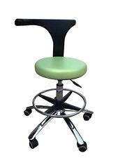 NSKI Dental Medical Office Stools Assistant's Stools Adjustable Mobile Chair PU