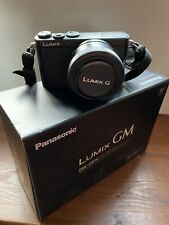 Panasonic Lumix GM1 Camera +12-32mm Lens