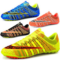 Men Soccer Shoes Indoor Turf Football Cleats Shoes Trainers Sports Athletic Shoe