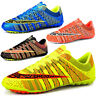 Men TF Football Trainers New Kids Junior Unisex Astro Turf Soccer Shoes Boots