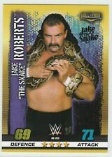 Jake The Snake Roberts 2017 Topps Slam Attack 10th Edition