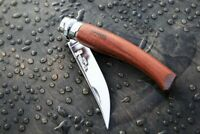 Coltello Opinel INOX Slim Sfilettatore Bubinga KNIFE messer navaja couteau