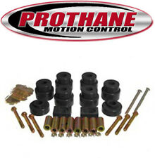 Prothane 6-115-BL 1997-2003 Ford F150 F250 2WD 4WD Cab Mount Bushing Kit Black