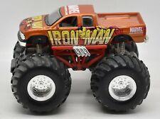 "Iron Man Monster Truck 4.5"" Long Maisto 2002"