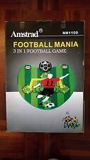 "Tappetino Videogiochi per TV ""football Mania"" 3 in 1 Football Game - Amstrad"
