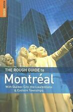 The Rough Guide to Montreal 3 (Rough Guide Travel Guides)