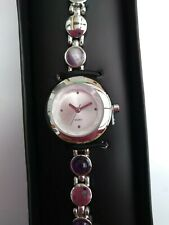 Ladies Silver Plated Avon Watch