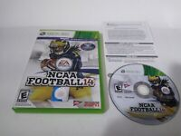 NCAA Football 14 Microsoft Xbox 360 2014 Complete TESTED 2k14 College Good Cond.