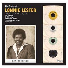 """Histoire de Lonnie Lester """"Vous ne pouvez pas aller, alors ce est l'Amour, pas vrai qu'une honte"""" LP"""