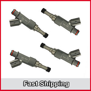 Fuel Injector Set 4PCS For Toyota 2005-2014 Tacoma 2010 4Runner 2.7L