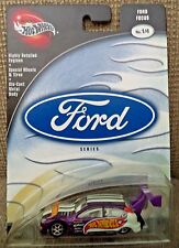 HOT WHEELS FORD FOCUS 1/4 56587 2002 *NEW*