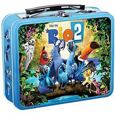 RIO 2 Lunch Box  global shipping   lunchbox
