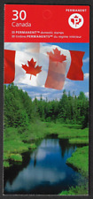 Canada Stamps — Booklet Pane of 30 — 2006, Flag Booklet #2193b (BK342A) — MNH