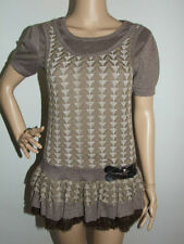 Handmade Cotton Blend Casual Dresses for Women