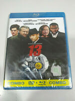 13 Jason Statham Mickey Rourke - Blu-Ray + DVD Spagnolo Inglese nuevo