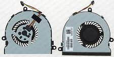 HP PAVILION 15-BA CPU COOLING FAN 813946-001 DC28000GAD0 DC28000GAF0 B45