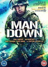 Man Down Dvd Shia LaBeouf Brand New & Factory Sealed