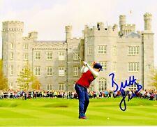 Brittany Lincicome America Golfer signed LPGA 8x10  photo