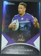 Single-Parallel 2016 Season NRL & Rugby League Trading Cards