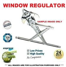 Front Left WINDOW REGULATOR for RENAULT LAGUNA II 2.0 16V IDE 2001-2007
