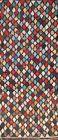Antique Geometric Modern Moroccan Runner Rug Oriental Handmade Plush WOOL 3'x8'