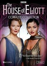 NEW House of Eliott Complete Collection DVD, 2013 9-Disc Set BBC Sealed! Free SH