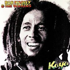 "Bob Marley & The Wailers ""Kaya"" Vinyl LP Record: Incl ""Is This Love"" (Sealed)"