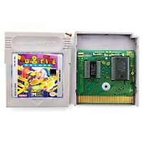 BurgerTime Deluxe (Nintendo Game Boy) Authentic Cartridge Only Tested & Works