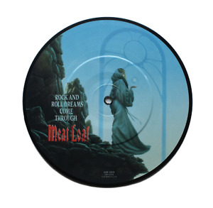 Meat Loaf - Rock and Roll Dreams Come through - Limited edition 7 inch vinyl