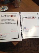 2018 DAT Destroyer & Math Destroyer