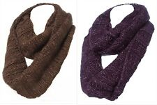 Ladies Jennifer Anderton Infinity Scarf / Snood / Neck Warmer Various Colours