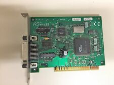 PCI 488 card for GPIB communication With Drivers DVD