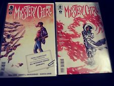 MYSTERY GIRL 1-4 NM++ DARK HORSE UNCIRCULATED HIGH GRADE PA3-233