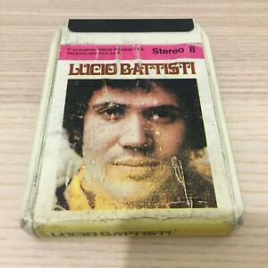 Lucio Battisti _ Omonimo _ Stereo8 Cartridge _1969 Ricordi _ RARISSIMA!