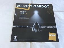 MELODY GARDOT - Live in Europe !!!!!PLV 30 X 30 CM !!!!!