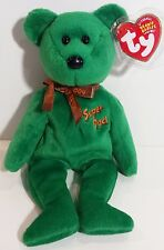 "TY Beanie Babies ""DAD-e 2004 (Super Dad)"" Father's Day Teddy Bear - MWMTs! GIFT!"