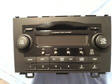 Honda CR-V 6 stacker head unit