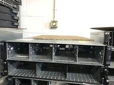 HP MSA P2000 G3 MSA LFF ARRAY 8Gbs CHASIS AW593A 2 PSU NO CONTROLLER