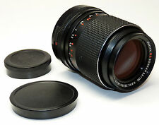 Carl Zeiss Jena DDR obiettivo Lens MC Sonnar Electric 3,5/135 per m42
