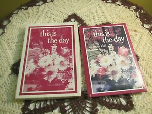 THIS IS DAY By Sue Monk Kidd - Book and original box