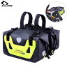 Motorcycle Pannier Bags Back Seat Bag 50L Waterproof Saddlebag Travel Luggage