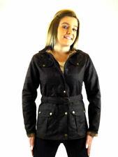 Cappotti, giacche e gilet da donna casual marrone cotone