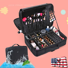 Professional Makeup Beauty Bag Cosmetic Case Storage Handle Organizer Artist Box