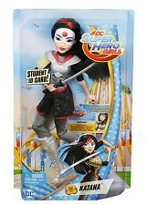 """DC Super Hero Girls Katana 12"""" Inch Doll"""