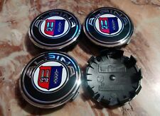 4pcs 68mm Wheel hub Center Caps BMW  Alpina Nabenkappen Nabendeckel Radkappen