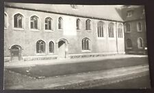PHOTOGRAPH First Court QUEENS' COLLEGE 1951 Cambridge SUN DIAL Old Chapel 1216